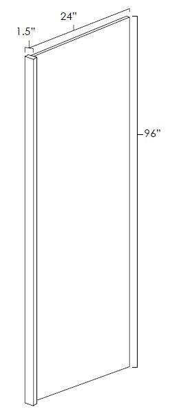 Refrigerator End Panels